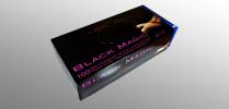 Black Magic Latex schwarz