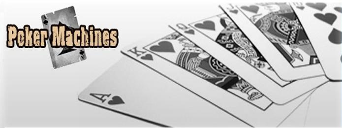 Poker Maschinen