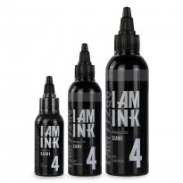 I AM INK-First Generation 4 Sumi - 100ml