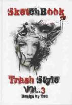 Sketchbook - Trash Style Vol.3