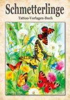 Schmetterlinge Tattoo-Vorlagen-Buch Vol.1