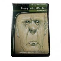 "Bob Kato DVD ""Drawing the Adult Male Head"""