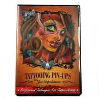 "Joe Capobianco DVD ""Tattooing Pin-Ups"""