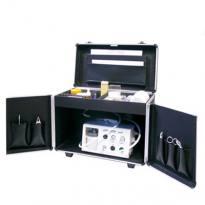 Conventionkoffer mit Elektroanschluss