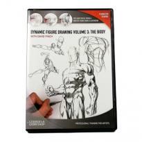 "David Finch DVD ""Dynamic Figure Drawing Vol. 3: The Body"""