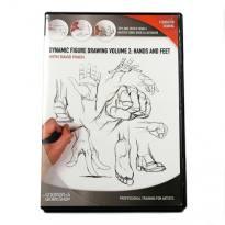 "David Finch ""Dynamic Figure Drawing Vol. 1: The Head"" DVD"