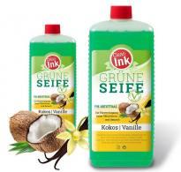 Clean Ink 1000ml Kokos Vanille