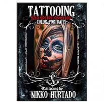"""DVD """"Dia De los Muertos"""" Color with Nikko Hurtado"""