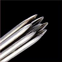 5er Round Shader 0.35 50er Box  Euro Needles Taper