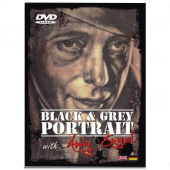 Andy Engel DVD - Black & Grey Portrait