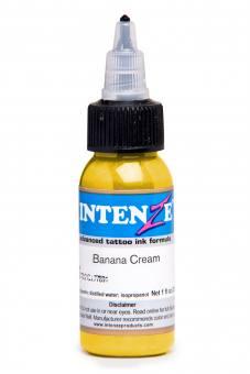 Intenze 30ml Bananacream