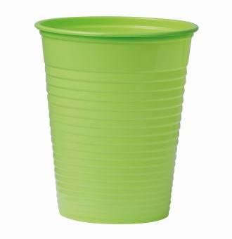 Becher 100stk (grün)