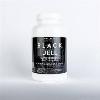 Black Jell - Binds Liquids