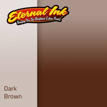 Eternal Ink Dark Brown 30 ml