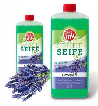 Clean Ink 1000ml Lavendel