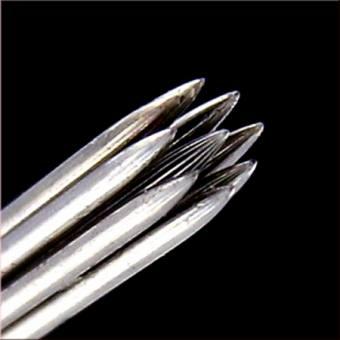 9er Round Shader 0.35 50er Euro Needles Medium Taper