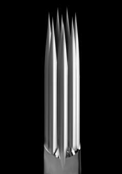 9er Round Shader 0,30mm Long Taper 50 Stk. KWADRON