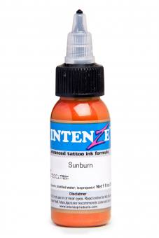 Intenze 30ml Sunburn