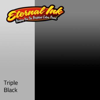 Eternal Ink Triple Black 30 ml