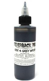 Silverback Ink Greywash xxx4 Dark 120ml
