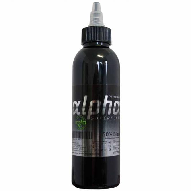 ALPHA superfluid 50% Black (30ml)