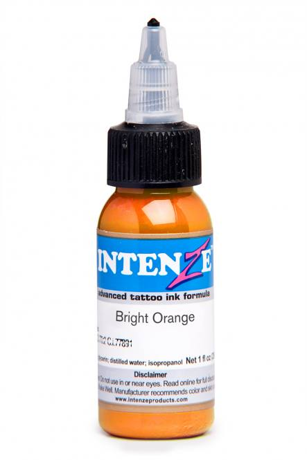 Intenze 30ml Bright Orange
