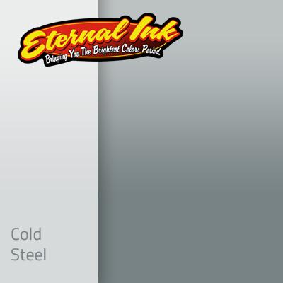 Eternal Ink Chukes` Seasonal Spectrum Cold Steel 30 ml