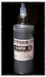 Silverback Ink Dark 6 Greywash 120ml