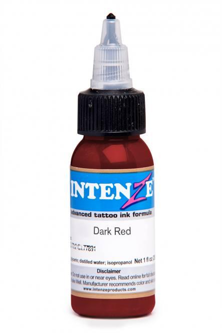 Intenze 30ml Dark Red