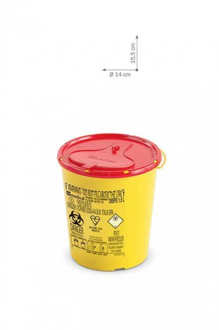 Abwurfbehälter 1,5L