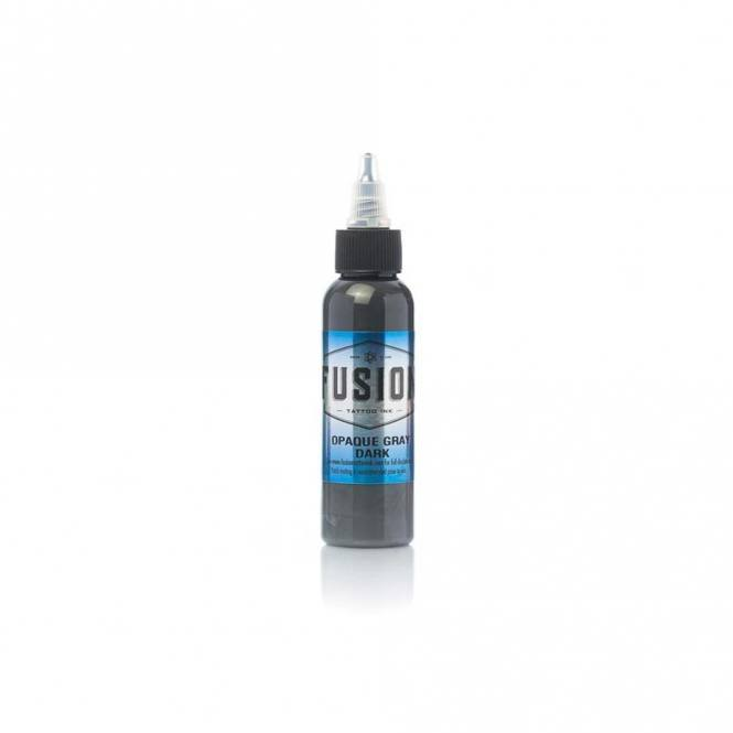 Fusion Ink Opaque Extra Gray Dark 30ml (1oz)