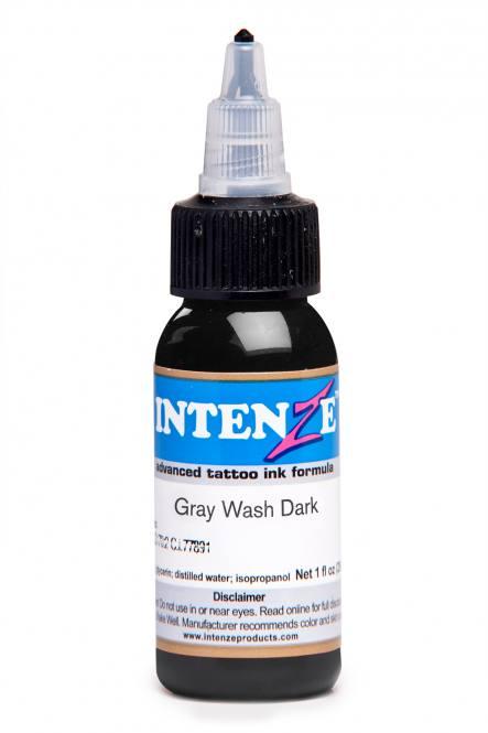 Intenze 30ml Grey Wash Dark