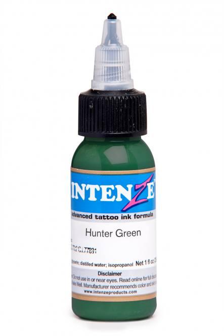 Intenze 30ml Hunter Green