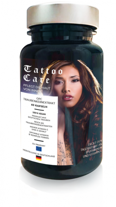 TattooCare ( Inhalt: 60 Kapseln)