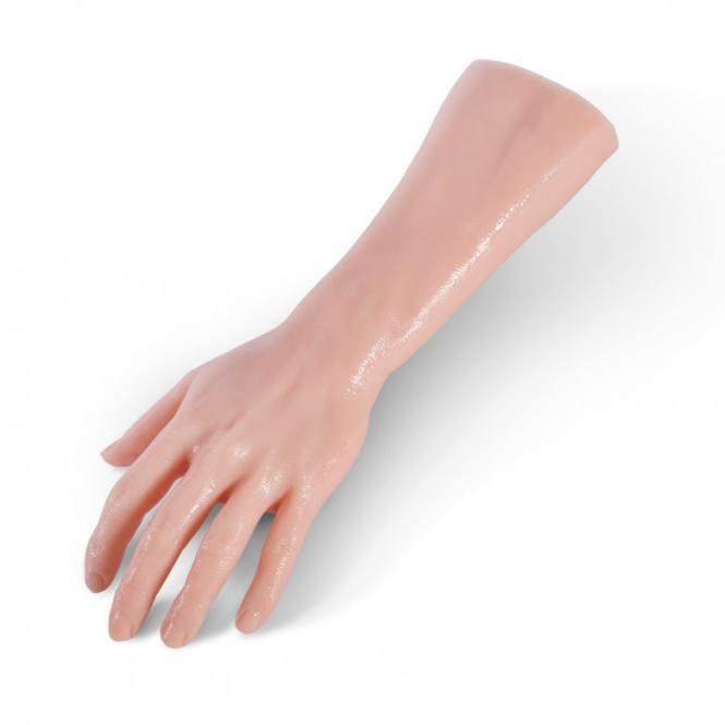 Body Parts - Linke Hand + Unterarm