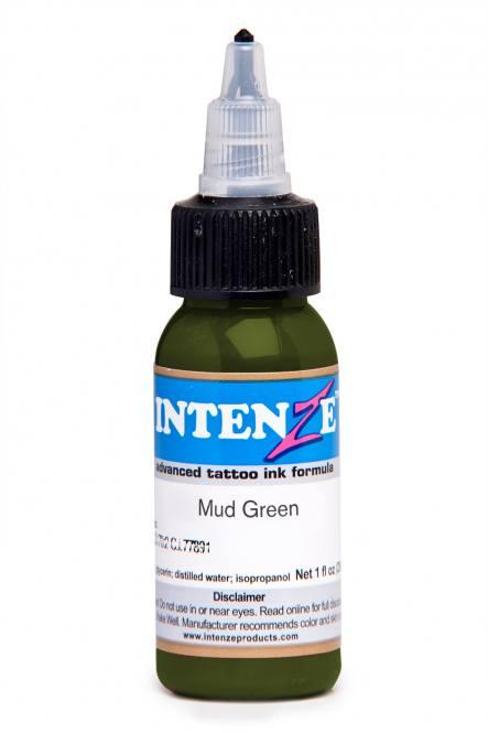 Intenze 30ml Mud Green