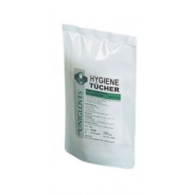 Unigloves Hygienetücher Nachfüllpack 90Stk.