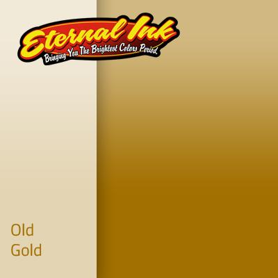 Eternal Ink Chukes` Seasonal Spectrum Old Gold 30 ml