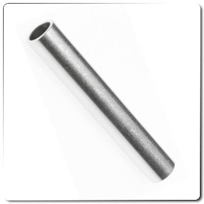 Rückrohr VA 1mm stark; 8mm Aussendurchmesser
