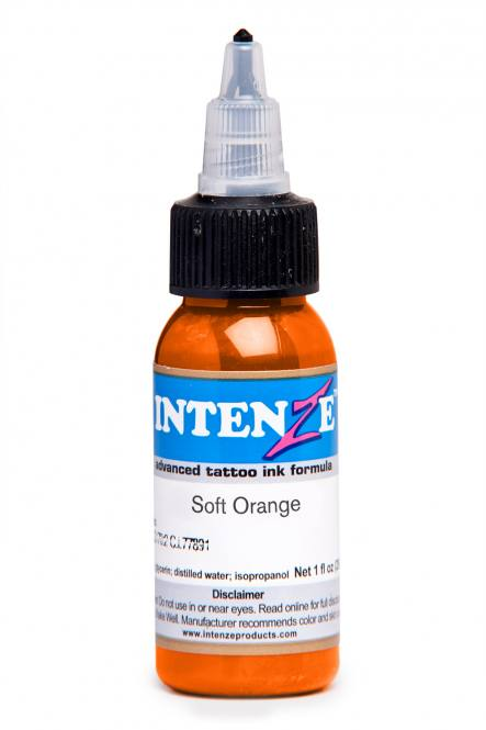 Intenze 30ml Soft Orange