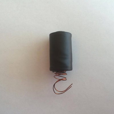 Spulen einzeln 27mm 8 wrap aus Michas Maschinenschmiede
