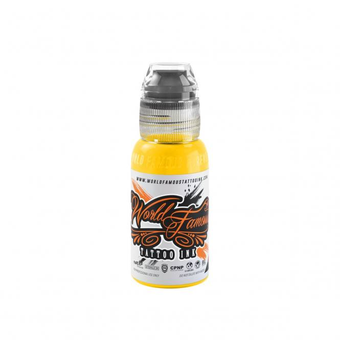 World Famous Ink - Great Wall Yellow 29ml