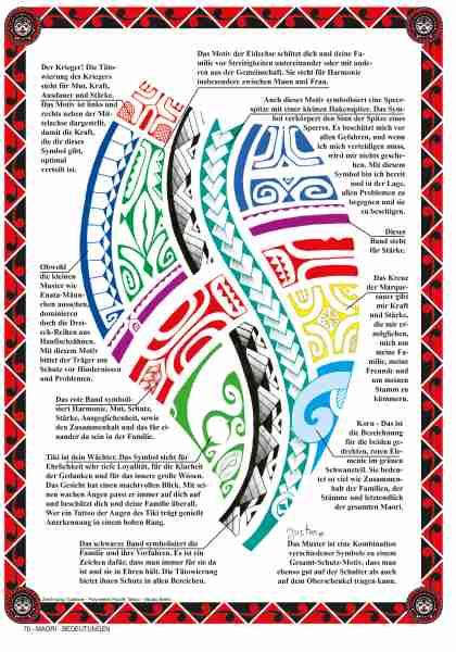 tattoo tools onlineshop maori bedeutungen volume 2. Black Bedroom Furniture Sets. Home Design Ideas
